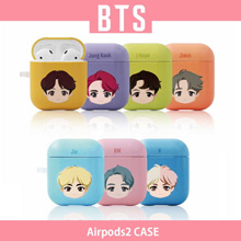 BTS Hard AirPods 2 Cases 7 Types