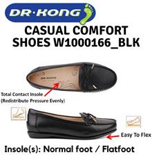 Dr Kong Comfort Casual Shoe W1000166_BLK / Flats