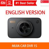 💖READY STOCK💖 [MIJIA CAR DVR 1S] Xiaomi Mijia Car DVR Camera 1080P HD Smart 3 Inch HD EXPORT SET