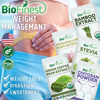 Biofinest Singapore Weight Loss Supplement Powders Made In