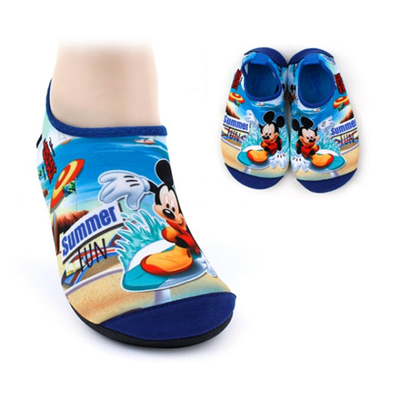 Mickey Mouse Surf Aqua Shoes Toddler