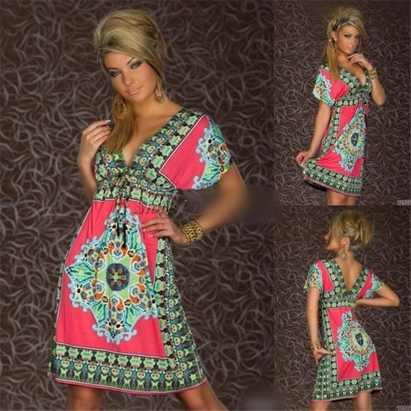 Vogueカジュアル夏の女性半袖ラウンドカラーRose NothingプリントTシャツFAL