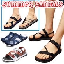 Men sandals*beach shoes*flip-flops*native jefferson*soft sole loversshoes 2018 summer
