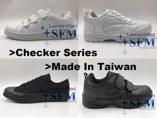 Qoo10 - CHECKER SCHOOL SHOES : Shoes
