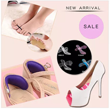 ♥Foot Care Products♥Shoes Pad♥Gel Cushion♥Heel Paste♥Gel Insole♥Insole Pad Foot Fee♥Silicon Heel Protection