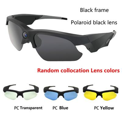 27163bfd74c Sunglasses Mini Camera Mini DV Camcorder DVR Video Camera HD 1080P For  Outdoor Action Sport Video