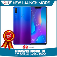 [New Launch Model] Huawei Nova 3i / 6.3in display / 4GB ram / 128GB rom / Local warranty