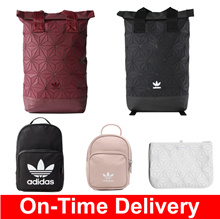 Adidas★Free Gift★3D Roll Top Backpack/ Hand Bag/ Mini Backpack