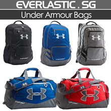 ORIGINAL Under Armour BackPack / Duffle bags (Everlastic)