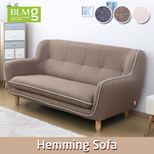 Hemming Sofa★Stitch★Couch★Fabric★Bed★Furniture★Living room sofa★Premium★Comfort