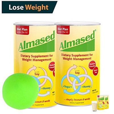 Almased Vitamins Dietary Supplements Weight Loss Direct From Usa Almased Diet Protein Powder 2