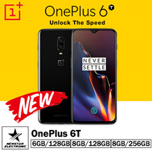 GROUPBUY Oneplus 6T 6.41 Inch 4G LTE Snapdragon 845 6GB 128GB 16.0MP+ 2028b82363