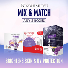 [BUNDLE OF 2] Mix n Match UV Bright/ Be White/ Prowhite *Block Protect and Repair* Whitening Bundle