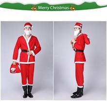 Santa Claus Costume (Adult) Christmas Clothes