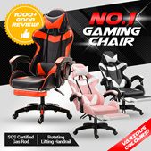 *Most Review Gaming Chair*New arrived NEW UPGRADE VERSION Gaming chair / LOL Chair / Racer Seat