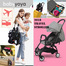 FREE GIFTS★2018 Pro Version★Baby YOYA Baby Cabin Travel Stroller Easy for Travel Pram