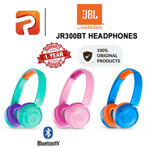 Qoo10 Jbl Jr300bt Kids Wireless On Ear Headphones Mobile Devices