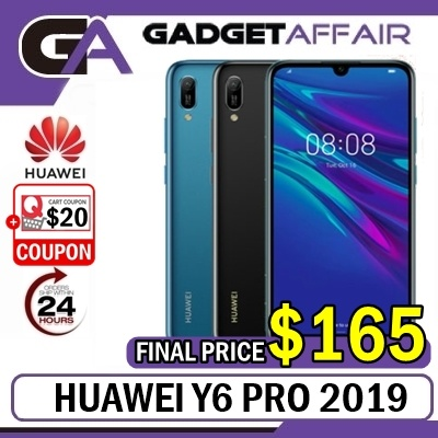 (Local Set) Huawei Y6 Pro 2019 Deals for only RM5.55 instead of RM9