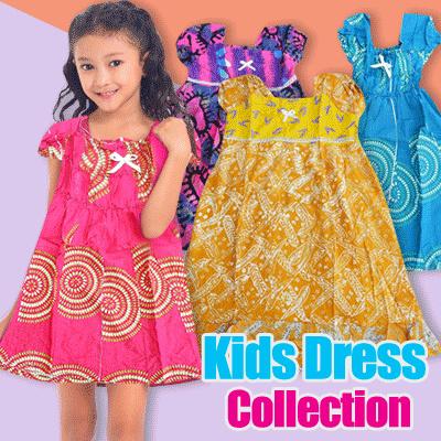BESTSELLER For KIDS! Daster Anak / Baju Anak / Bahan Adem Lembut Tidak Kaku- Banyak Motif Deals for only Rp16.000 instead of Rp16.000