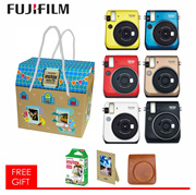 (BUY RM430 WITH RM70 COUPON)FUJIFILM INSTAX MINI70+FREE GIFT (TWIN PACK 10X2 FILM+LEATHER CASE)