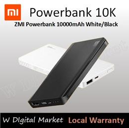 Xiaomi ZMI Powerbank 10000mAh White/Black