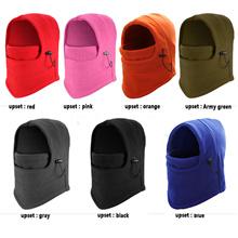 winter warm Fleece hats for bandana neck warmer balaclava ski snowboard face mask, Special Forces