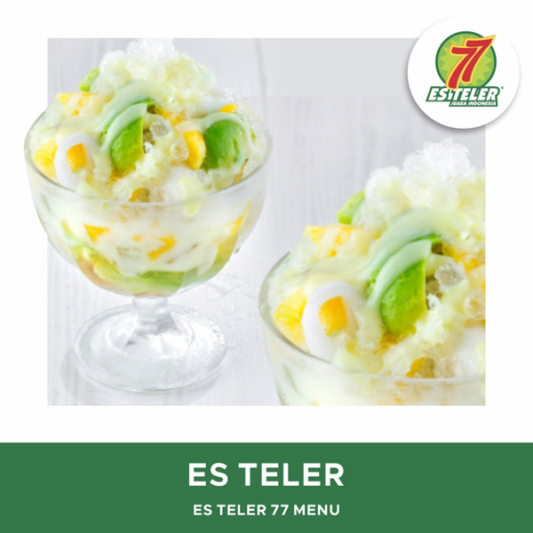 [FOOD] Es Teler 77 Menu Es Teler Deals for only Rp29.500 instead of Rp29.500