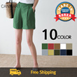 [CANMART] Sure Linen Skirt Pants C042413