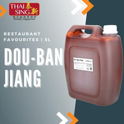 DouBanJiang Hot Bean Paste - 5L