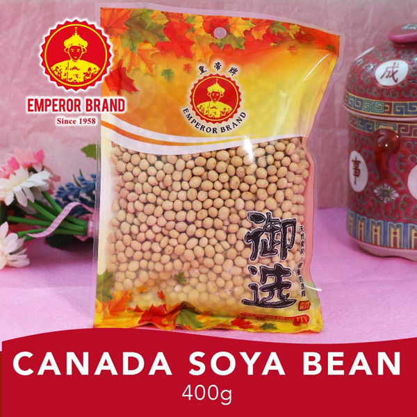 Canada Soya Bean 400gm Deals for only S$1.9 instead of S$1.9