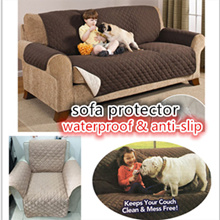 SG STOCK! Waterproof Reversible Soft Sofa Furniture Protector/Sofa Cover/Pet Mat Quality Guarantee