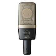 1 Year Warranty AKG C314 Large Diaphragm Condenser Microphone