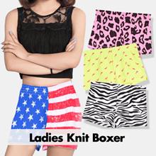 Best Seller Ladies Knit Boxer - 14 Motif - Good Quality
