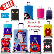 💥High Quality Elastic Luggage Protector ✮Suitcase Cover💥Travel Luggage Bag cover✮Luggage strap