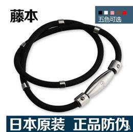 Park Millian magnetic anti-fatigue radiation health neck pain titanium ring neck collar necklace men and women sports