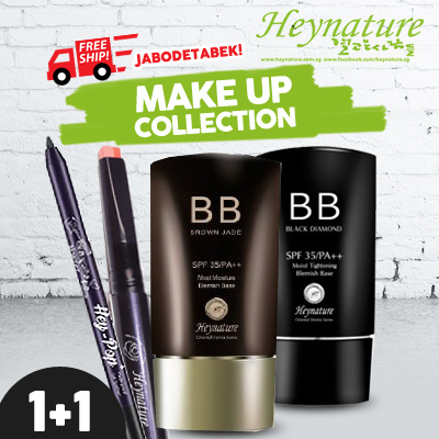 [1+1] BB Cream Deals for only Rp135.000 instead of Rp135.000
