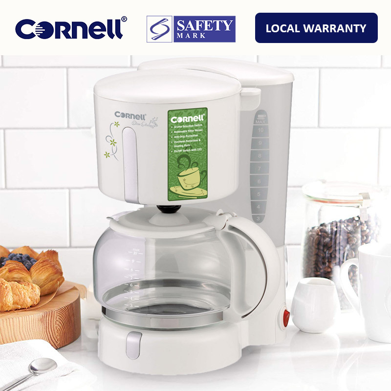 Qoo10 - Cornell Coffee Maker : Small Appliances