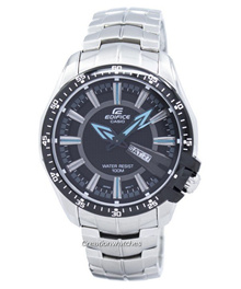 Casio Edifice EF-130D-1A2VDF EF-130D-1A2V EF-130D-1A2 Mens Watch
