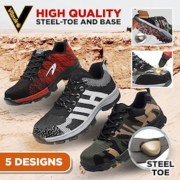 Safety Shoe | High-Grade Steel-Toe and Base Safety Shoe Seller Guaranteed Quality Products |