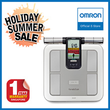 Omron Body Composition Monitor HBF-375 [1 Year Local Warranty]