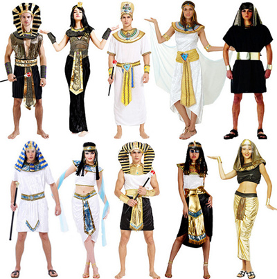Qoo10 - 【Partially next day shipping】 Halloween costume Egypt / Halloween cost... : Women's Clothing