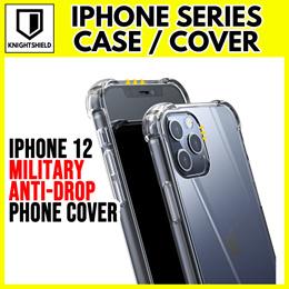 ★KnightShield Apple iPhone 12 Pro Max / 12 Mini / 11 Pro / XS Max / XR / XS / 8 Plus★Anti-Drop Case★