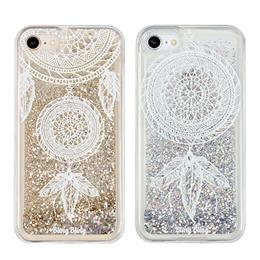 Dream catcher Glitter Case★Galaxy S9/Plus/S8/S7/Edge/Note 8/5/A8 2018/iPhone 8/7/6/S/Plus/LG V30/G6/