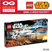 ♥ LEGO STAR WARS Rebel U-Wing Fighter™ 75155 ♥
