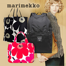Today's emergency sale! Net lowest price! [Marimekko / Challenge the lowest price in the Marimekko industry! Shoulder BAG Tote BAG Luc]
