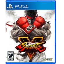 [SONY PLAYSTATION PS4 GAMES] Street Fighter 5