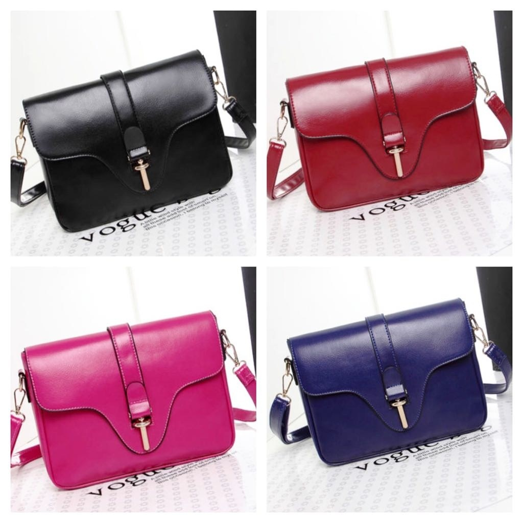fit to viewer. prev next. Korea PU Leather Messenger Bag Sling ... 4db6cfd39c564