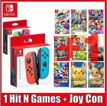 [SUPER EVENT] Nintendo Switch 1HIT Games + Joy Controller Set