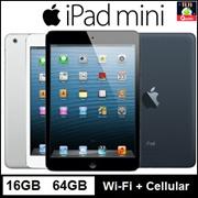 Apple iPad mini | 16GB / 32GB / 64GB | WIFI+Cellular | 7.9 inches Screen | Refurbished