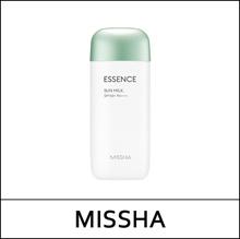 [MISSHA] ★Big Sale★ All Around Safe Block Essence Sun Milk 70ml / New 2018